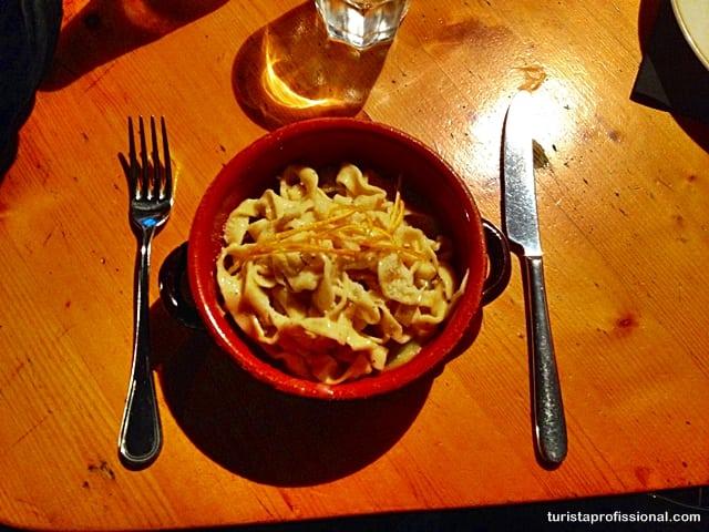 o que comer - Onde comer bem em Roma: dica de restaurante slow food