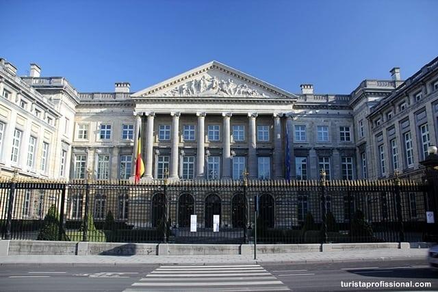 onde ficar em Bruxelas