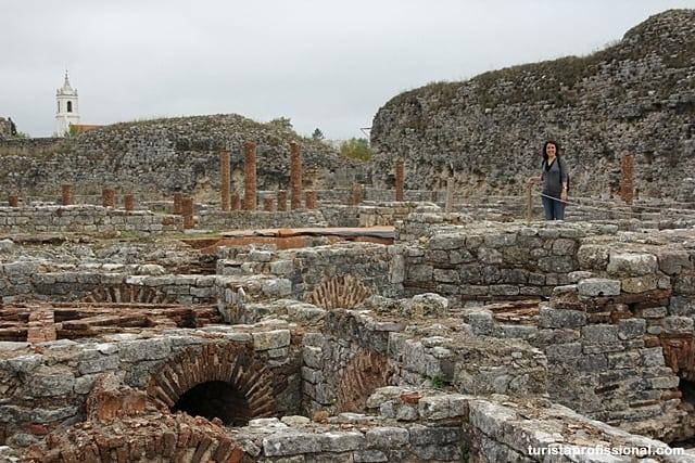 o que visitar em Portugal - Descubra Conímbriga: o passado romano de Portugal