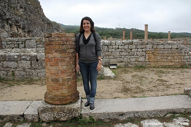 roteiro Portugal - Descubra Conímbriga: o passado romano de Portugal
