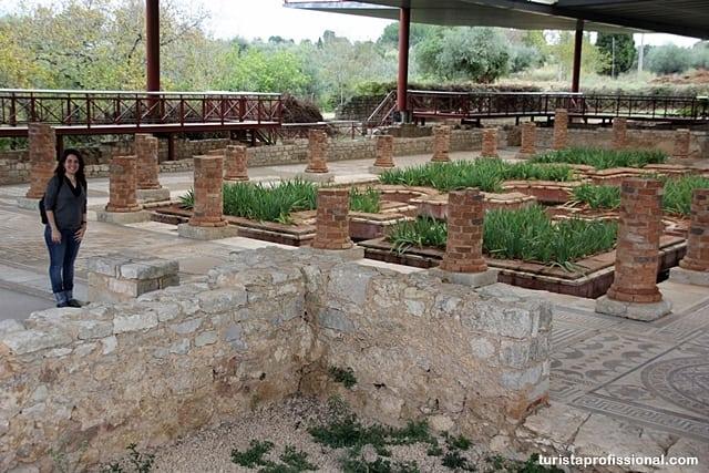 viagem Portugal - Descubra Conímbriga: o passado romano de Portugal