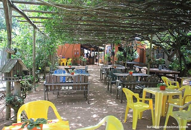 viagem casal - Espaço Maria Mariana, dica de restaurante no Espírito Santo