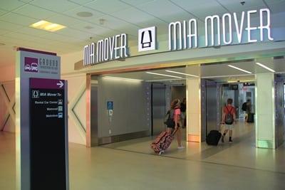 1 Chegada no aeroporto Miami 16 04 14 35 - Como sair do aeroporto de Miami para seu hotel