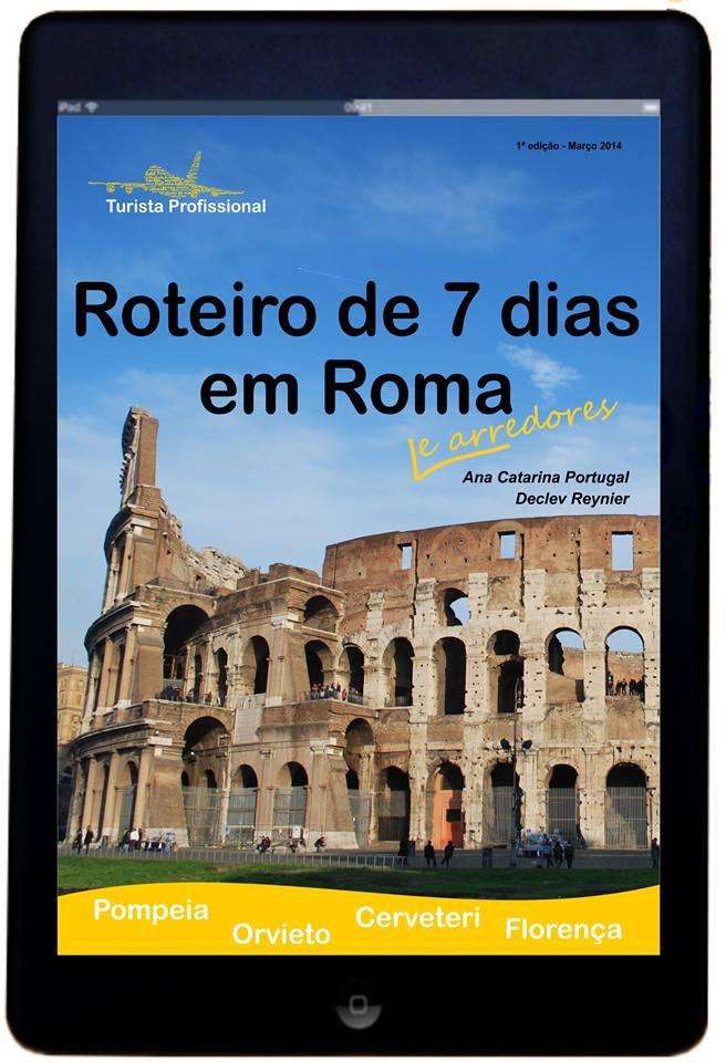 Capa Roma - Roteiro de 7 dias em...