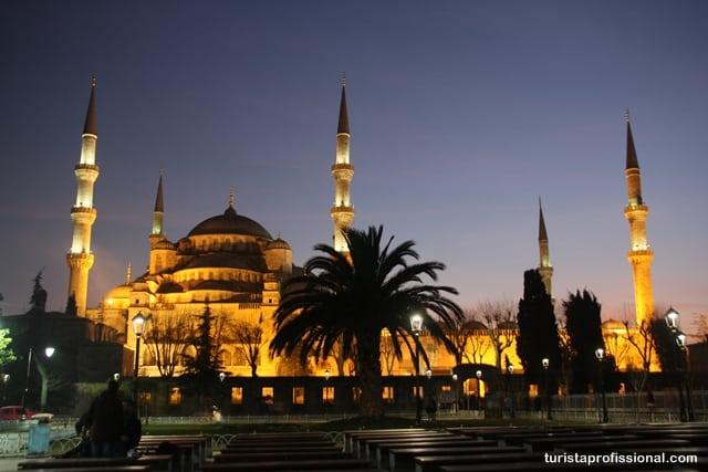Mesquita Azul - As principais atrações de Istambul