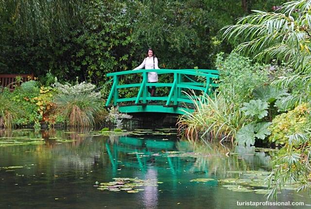 atrações turísticas1 - Jardins de Monet em Giverny - nos quadros e ao vivo