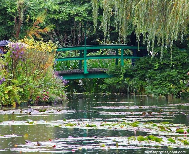 dicas da França - Jardins de Monet em Giverny - nos quadros e ao vivo