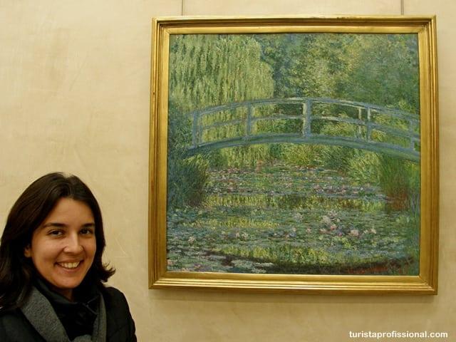 o que fazer em Paris1 - Jardins de Monet em Giverny - nos quadros e ao vivo