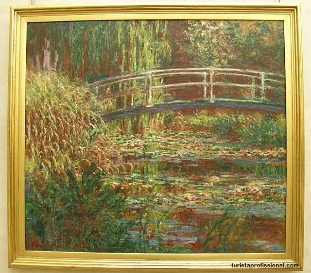 o que ver em Giverny - Jardins de Monet em Giverny - nos quadros e ao vivo