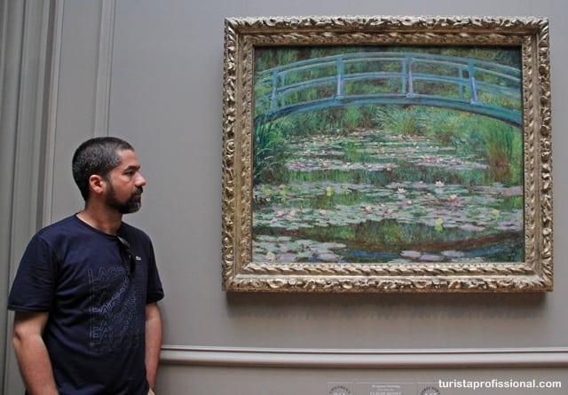 o que ver1 - Jardins de Monet em Giverny - nos quadros e ao vivo