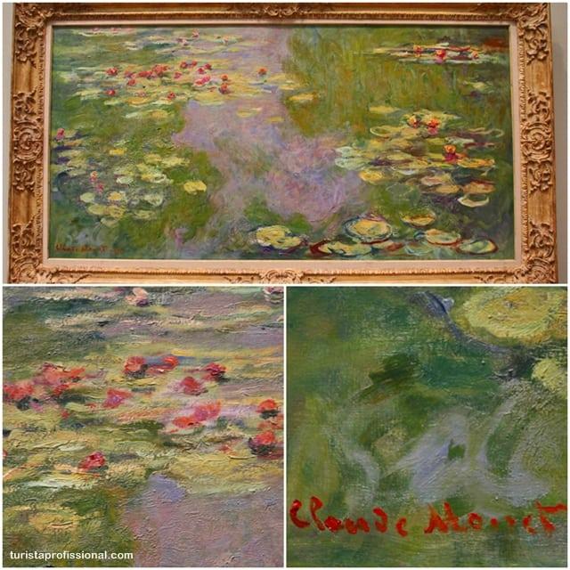 roteiro França1 - Jardins de Monet em Giverny - nos quadros e ao vivo