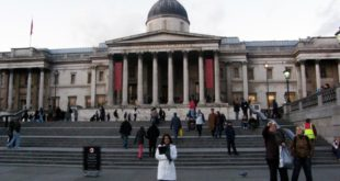 museus de Londres National Gallery
