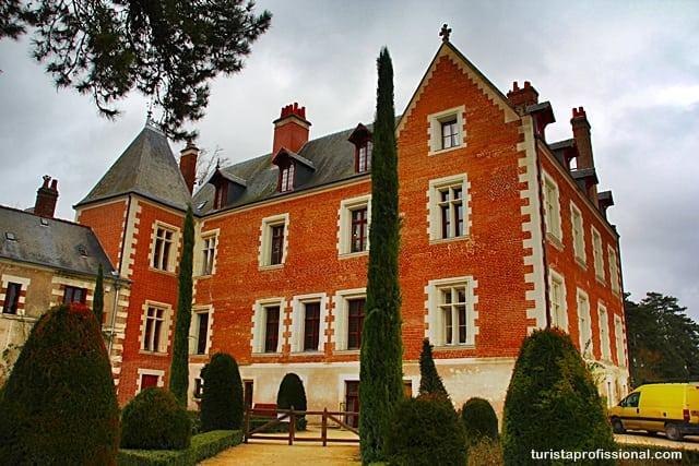 turismo - Clos Lucé no Vale do Loire: a última morada de Leonardo da Vinci
