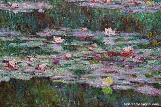 viagem1 - Jardins de Monet em Giverny - nos quadros e ao vivo