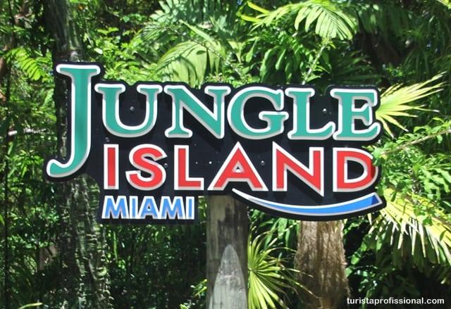Jungle Island - Jungle Island - atração para crianças em Miami
