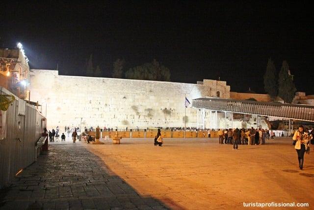 Muro das Lamentações - Olhares - Muro das Lamentações em Jerusalém