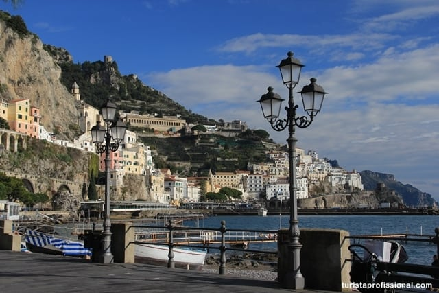 como chegar1 - Dicas da Costa Amalfitana para quem vai pela primeira vez