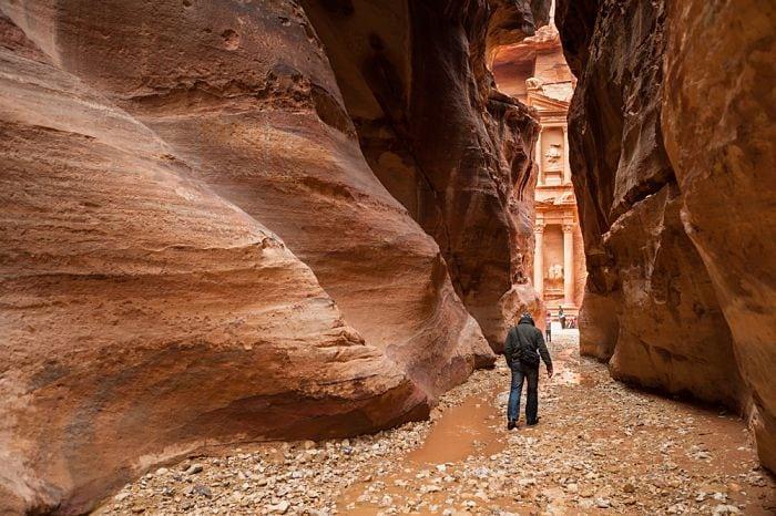 dicas de Petra - Jordânia
