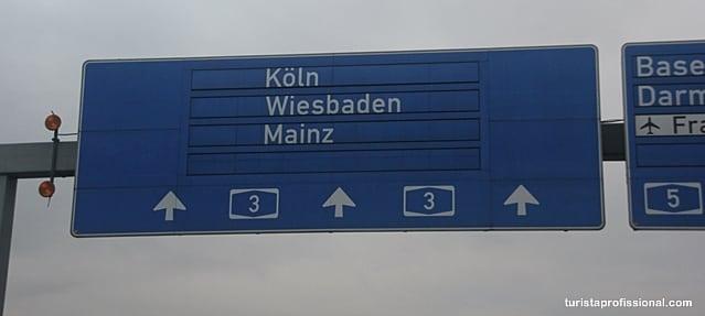 um dia em Mainz