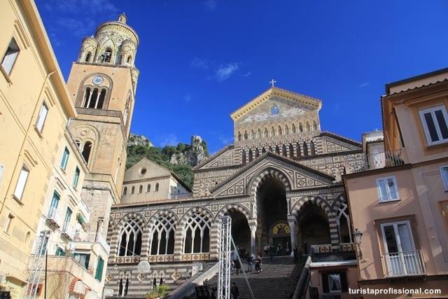 italia roteiro - Dicas da Costa Amalfitana para quem vai pela primeira vez