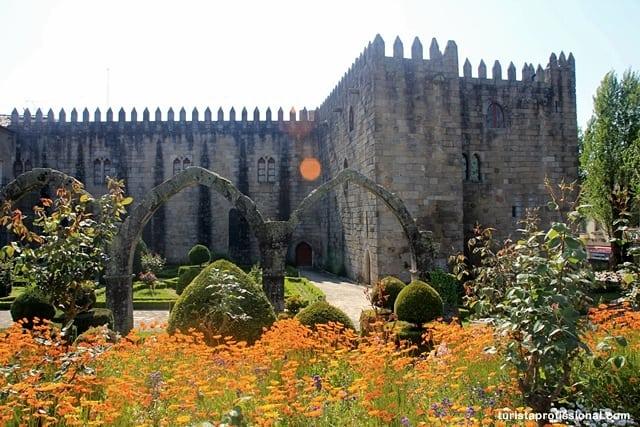 jardim de santa barbara braga - Roteiro de um dia em Braga, a Roma Portuguesa