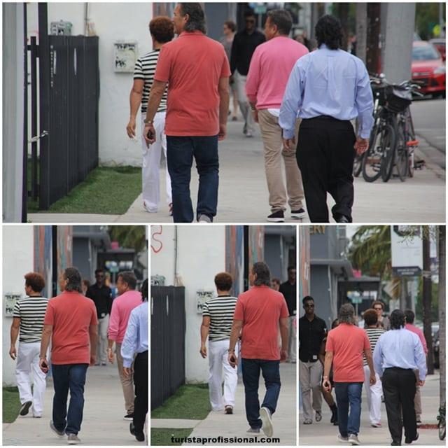 o que ver em Miami - Nosso encontro com Romero Britto em Miami