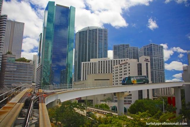 roteiro Miami1 - Como se locomover - de graça! - pelo centro de Miami