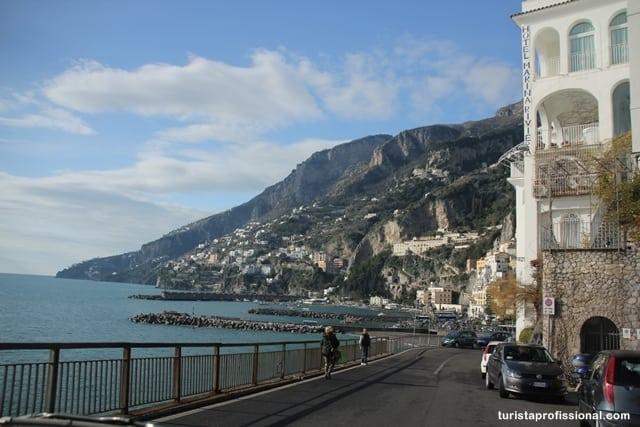 roteiro italia - Dicas da Costa Amalfitana para quem vai pela primeira vez
