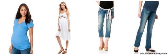 Onde comprar roupas para grávidas