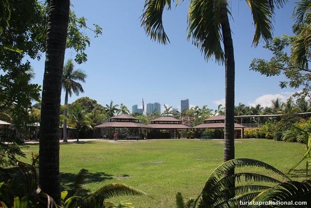 turista profissional1 - Jungle Island - atração para crianças em Miami