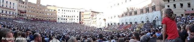 Palio de Siena - Dicas para fazer um curso de italiano em Siena, Itália
