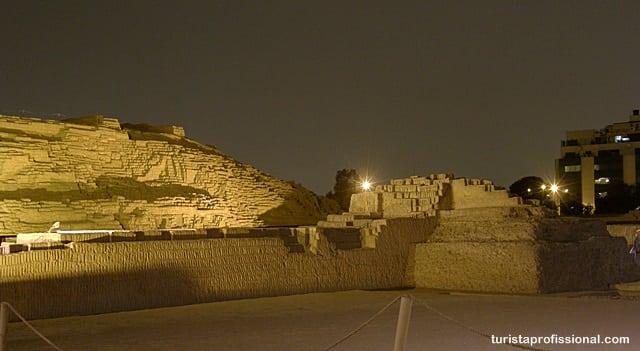 atrações turísticas1 - Jantando dentro de um sítio arqueológico em Lima, Peru