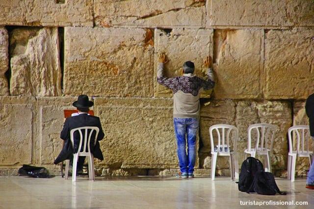 dicas Israel - Olhares - Muro das Lamentações em Jerusalém