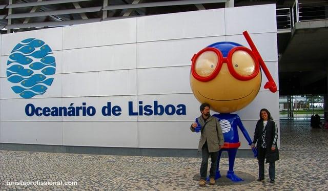 dicas de Lisboa - Oceanário de Lisboa - um dos melhores do mundo