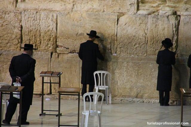 o que fazer - Olhares - Muro das Lamentações em Jerusalém