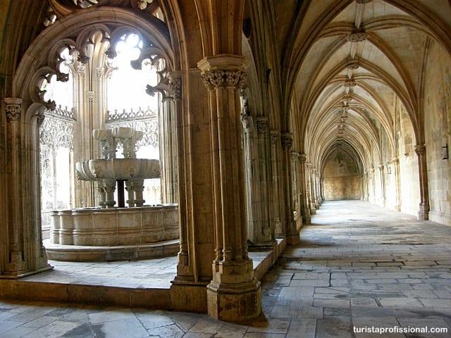 roteiro portugal - Mosteiro da Batalha, renda portuguesa em pedra