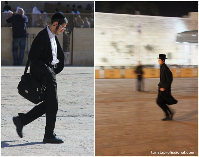 viagem - Olhares - Muro das Lamentações em Jerusalém