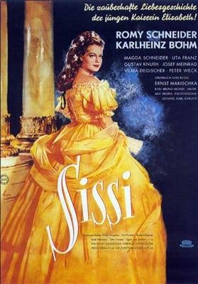 Sissi filme - Schönbrunn, o Palácio da Sissi em Viena