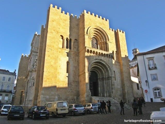 atrações de Coimbra