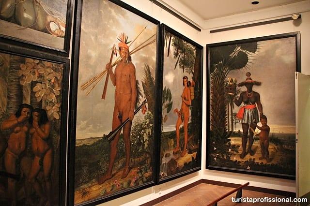 copenhagen dicas - Visitando o Museu Nacional da Dinamarca - o Nationalmuseet