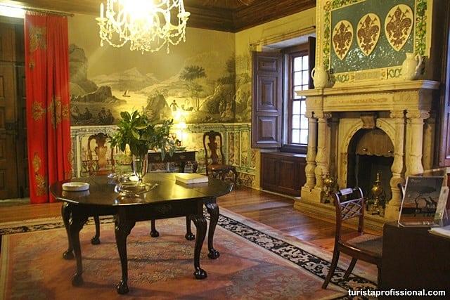 dica de hotel - Casa da Ínsua, mais que um hotel, uma experiência de Portugal