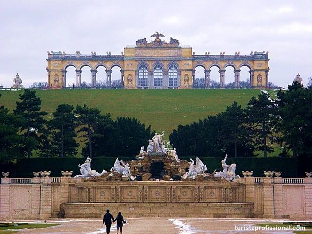 dicas de Viena - Schönbrunn, o Palácio da Sissi em Viena