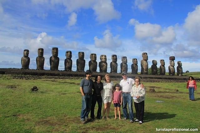 viagem para o Chile em família