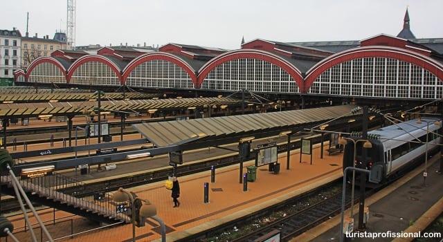 estação central copenhagen