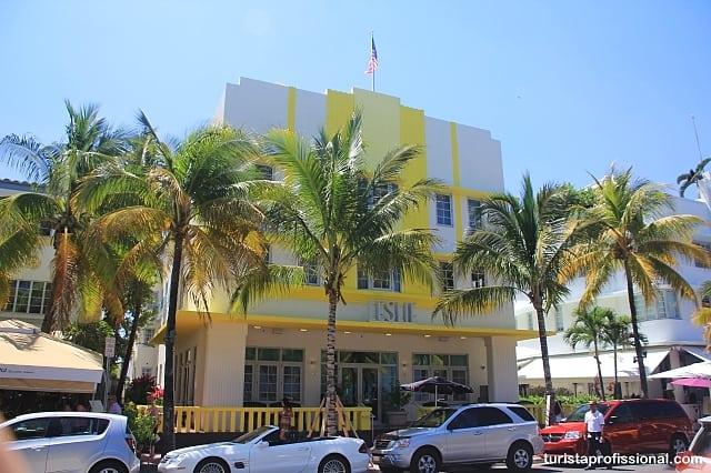 o que fazer em miami: Art Decó de Miami Beach