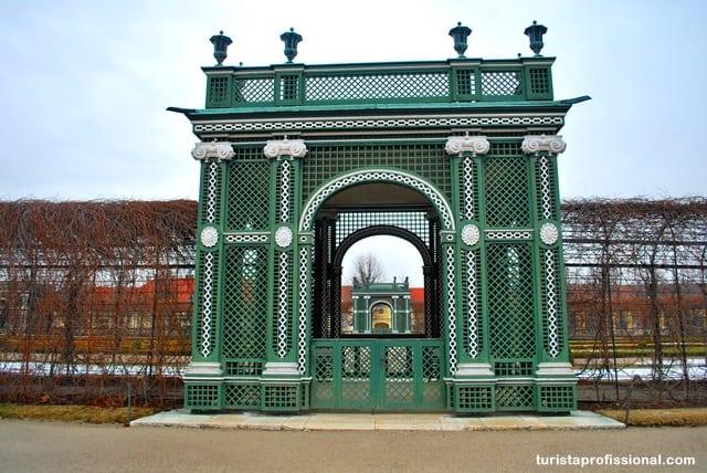 o que ver em Viena - Schönbrunn, o Palácio da Sissi em Viena