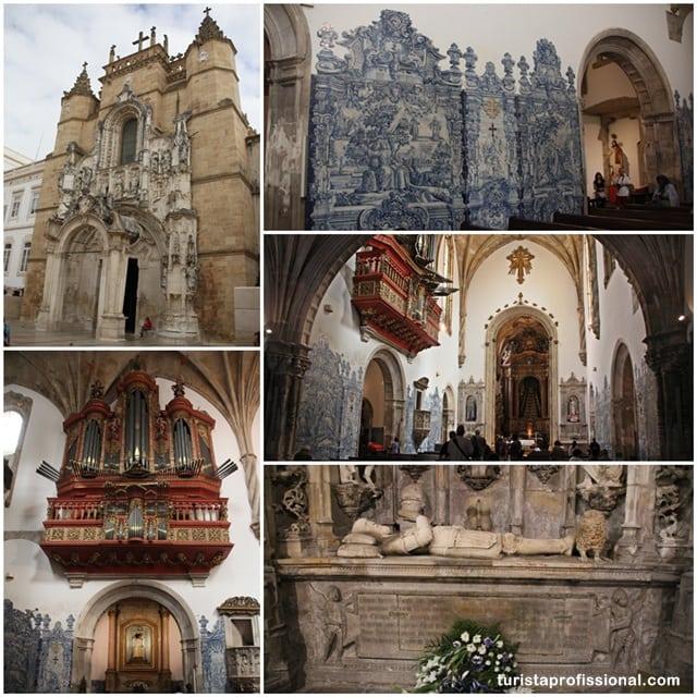 o que ver2 - O que visitar em Coimbra, uma cidade cheia de atrações