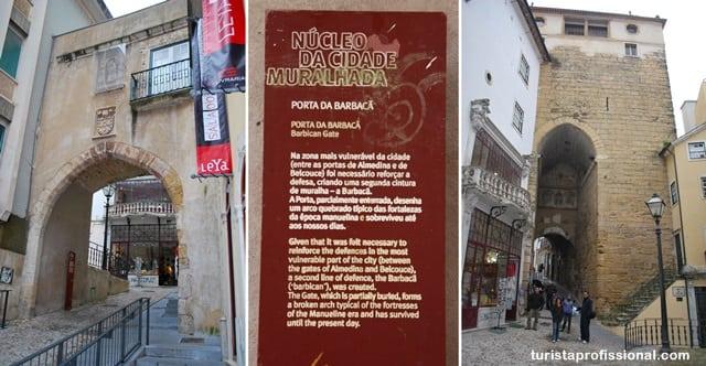 roteiro Portugal - O que visitar em Coimbra, uma cidade cheia de atrações