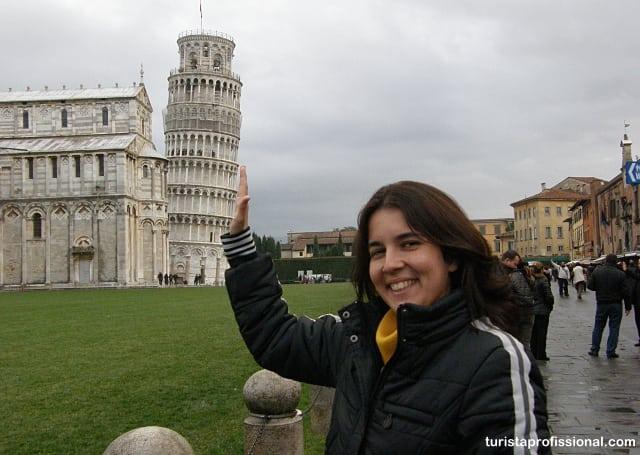 o que fazer em Pisa