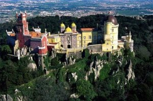 Sintra castle 300x198 - Portugal